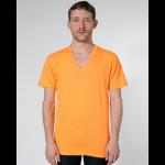 Neon Heather Orange